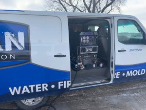 water fire mold services
