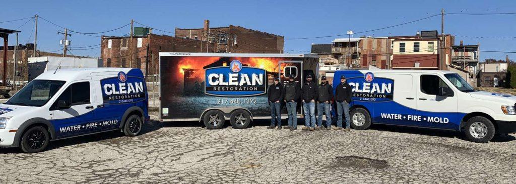 clean restoration crew