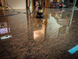 flood carpet cleanup
