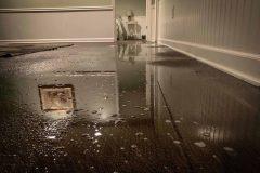 wet carpet cleanup